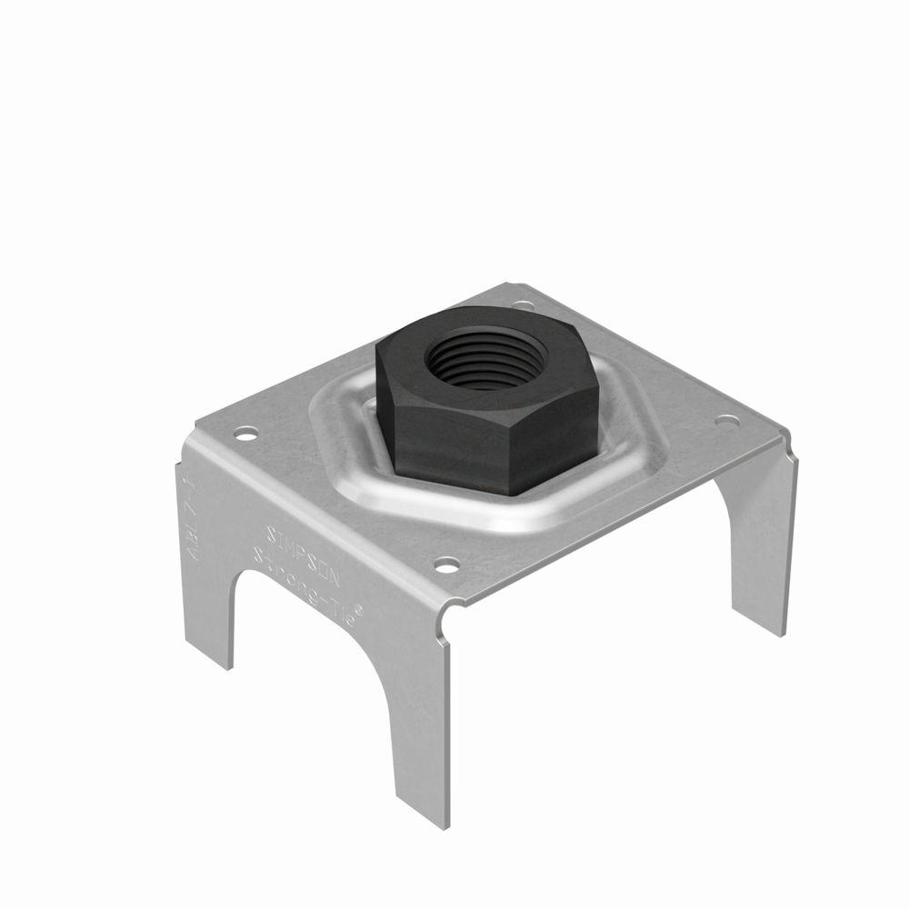Simpson Strong-Tie Anchor Bolt Stand with 7/8 in. Nut-ABL7-1 - The