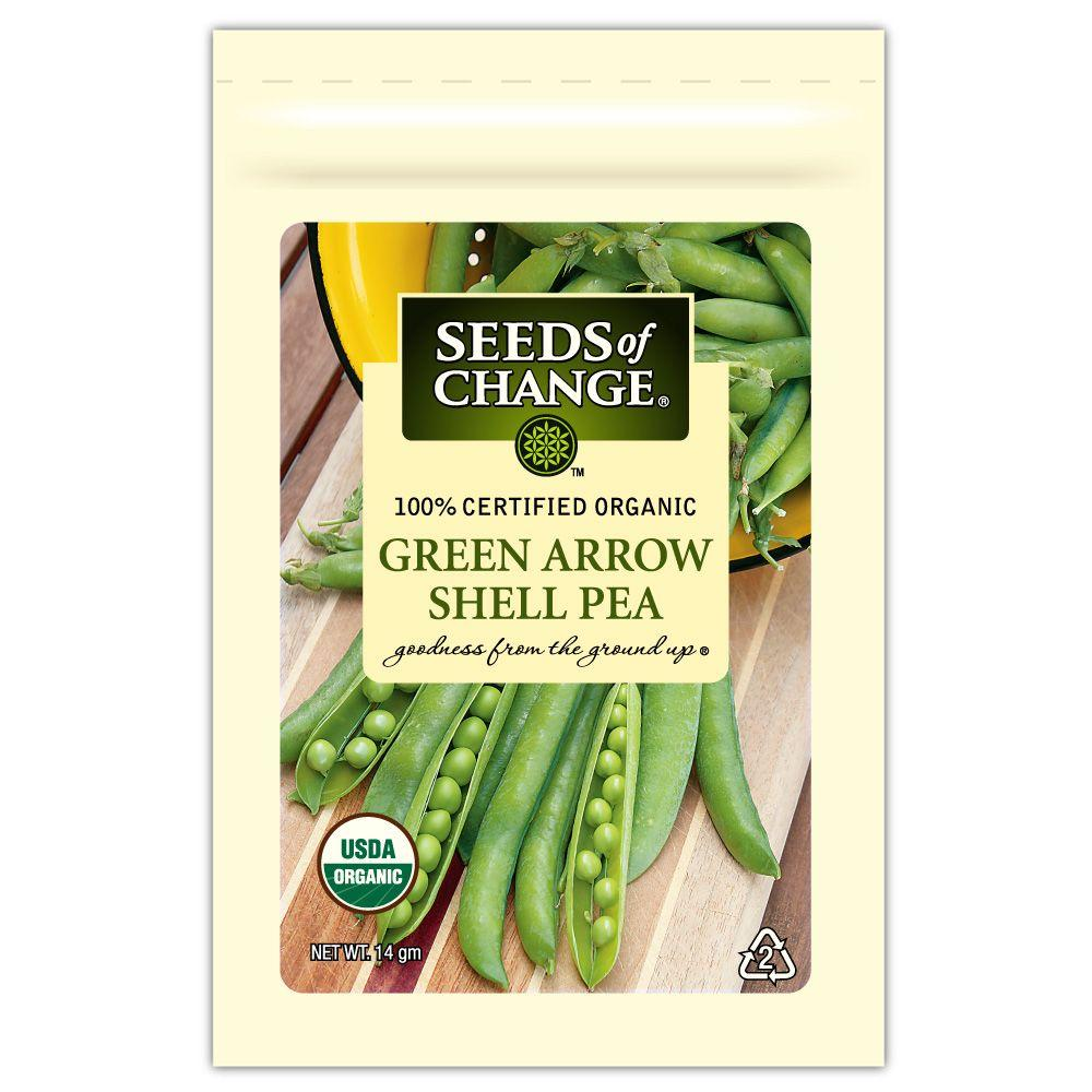 Seeds of Change Pea Green Arrow (1-Pack)