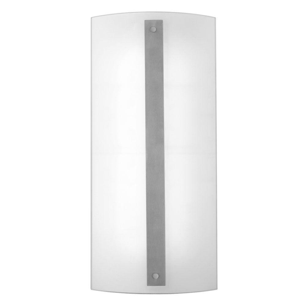 Eglo Cony 2-Light Wall or Ceiling Matte Nickel Light-DISCONTINUED
