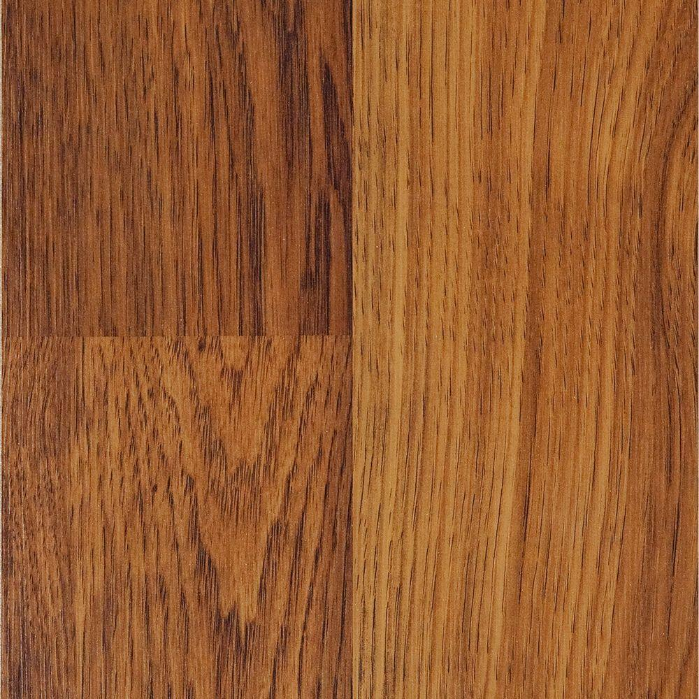 Home Legend Hickory 8 mm Thick x 7-9/16 in. Wide x 50-5/8 in. Length Laminate Flooring (21.30 sq. ft./case)-DISCONTINUED