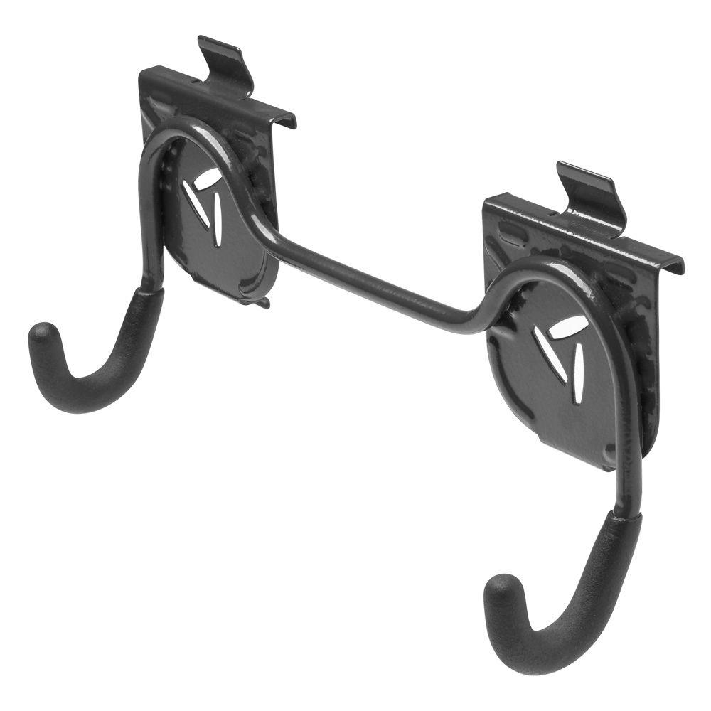 Gladiator Dual Garage Hook for GearTrack or GearWall-GAWAXXWHRH - The Home