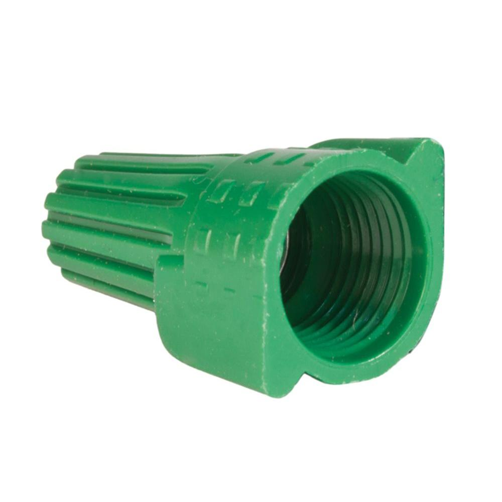 Green Wing Wire Connector (500-Pack)