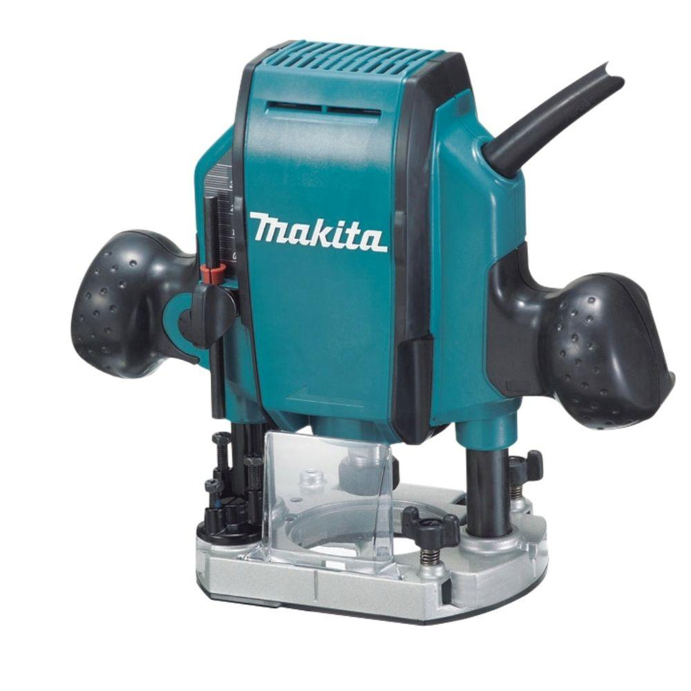 Makita Routers 1-1/4 HP Plunge Router RP0900K