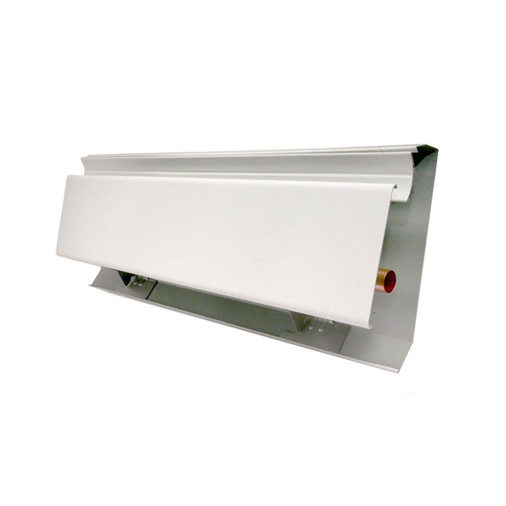 Multi/Pak 80 2 ft. Fully Assembled Enclosure and H-3 Element Baseboard