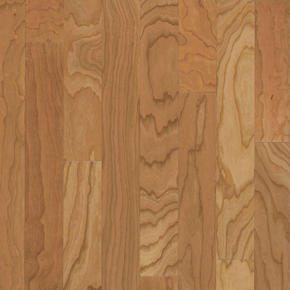 Take Home Sample - Town Hall Cherry Natural Engineered Hardwood Flooring - 5 in. x 7 in.
