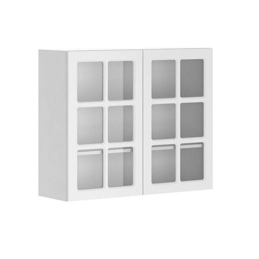 Fabritec Ready To Assemble 15x30x12 5 In Copenhagen Wall Cabinet In White Me