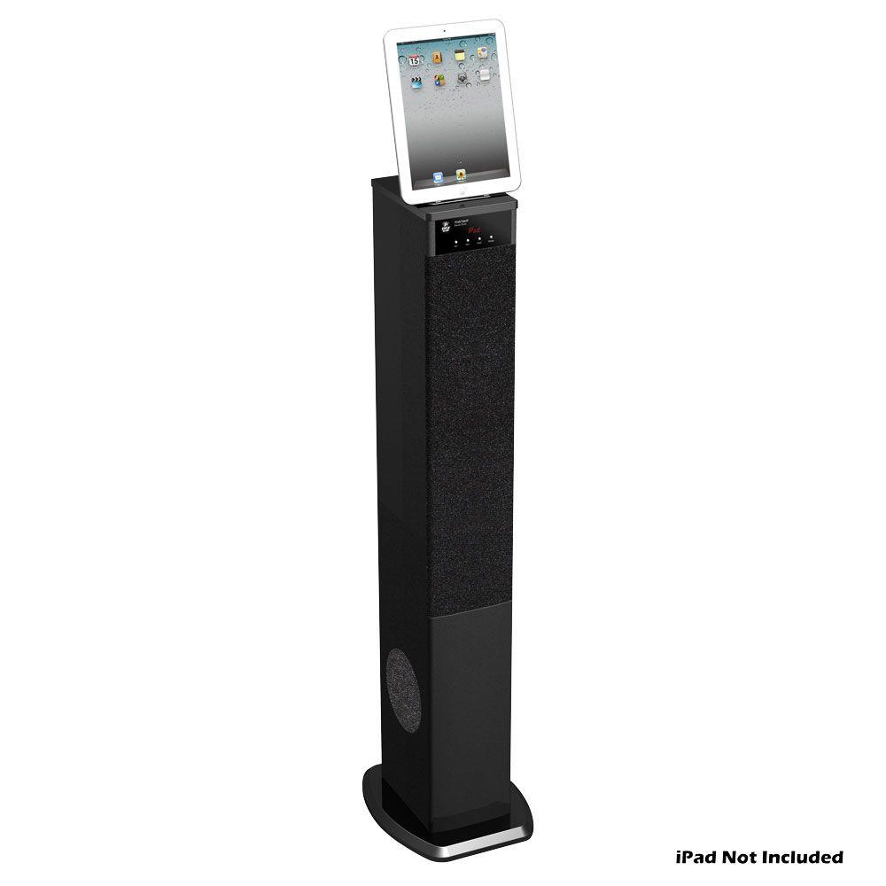 Pyle 2.1 Channel Sound Tower System for iPod/iPhone/iPad
