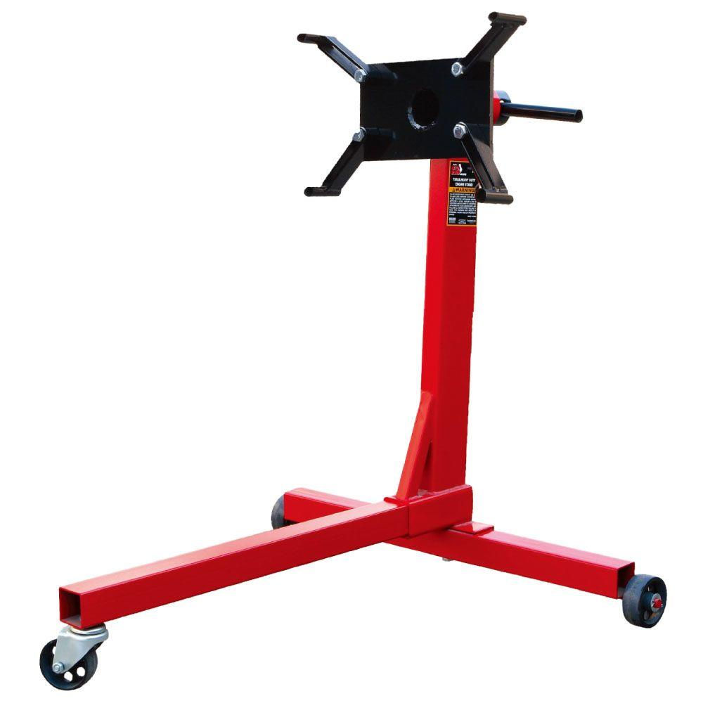 Big Red 750 lb. Engine Stand-T23401 - The Home Depot