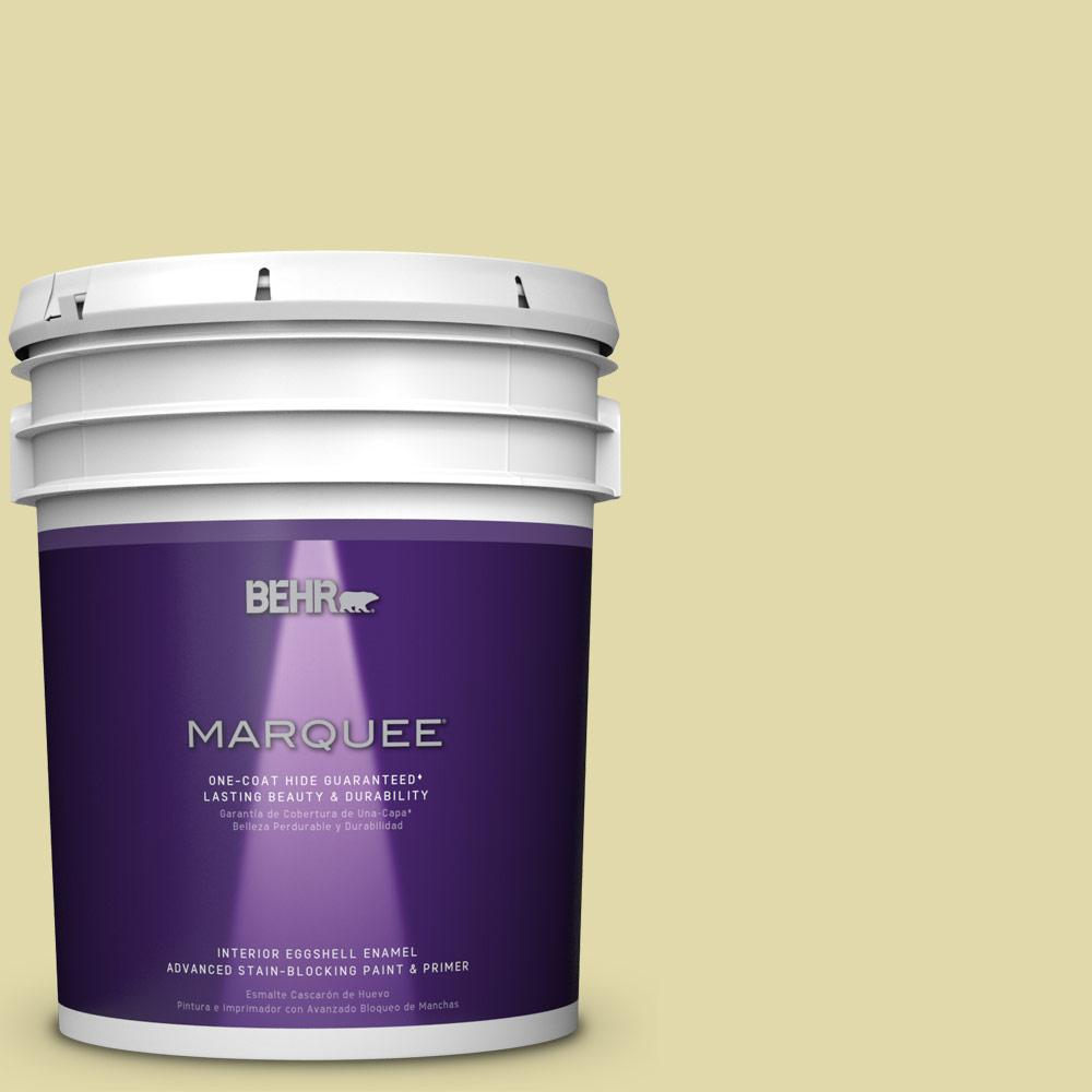 5 gal. #HDC-CT-27A Fresh Willow Eggshell Enamel Interior Paint