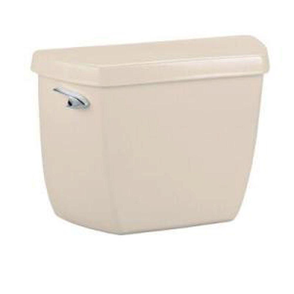 KOHLER Wellworth Classic 1.6 GPF Toilet Tank Only in Innocent Blush-DISCONTINUED