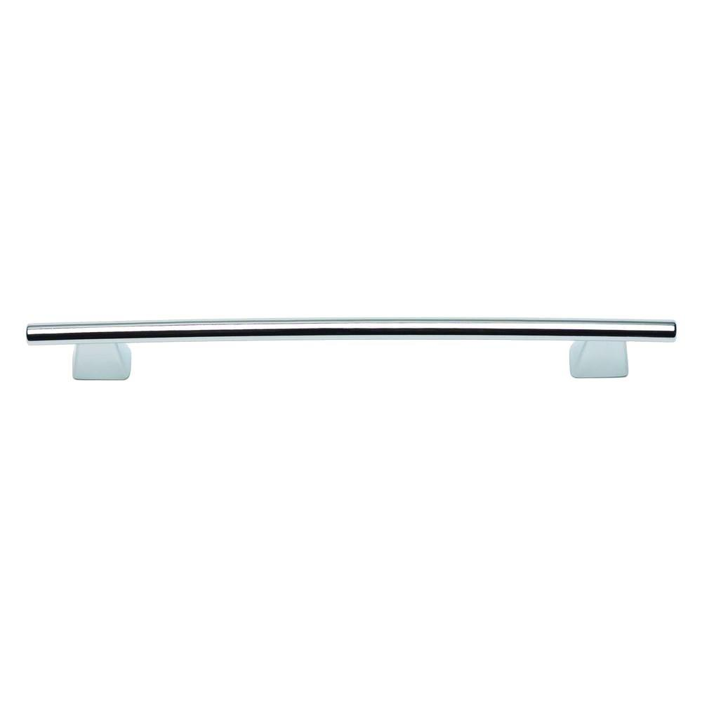 Atlas Homewares Fulcrum Collection 8 in. Polished Chrome Mega Pull