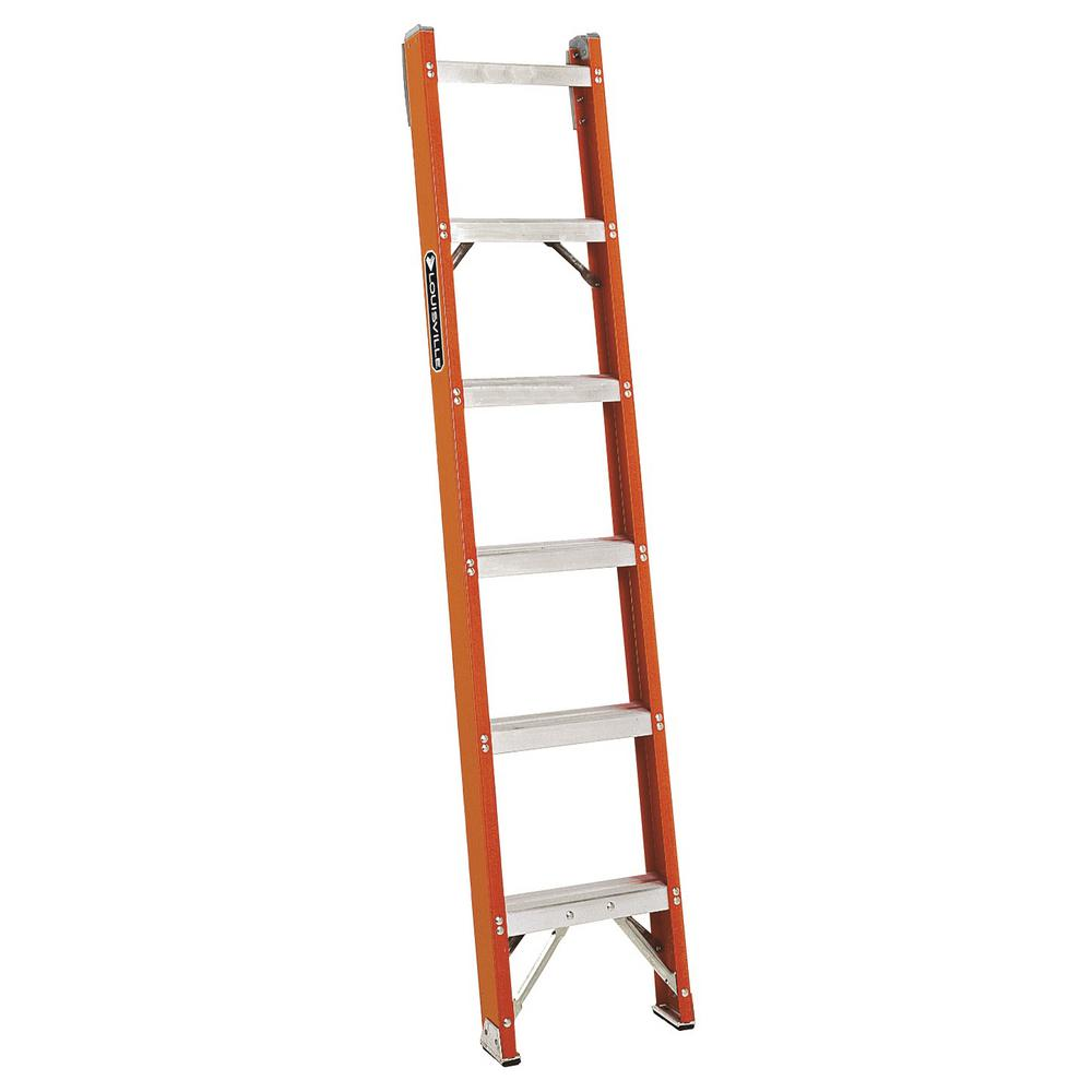 louisville ladder 10 ft fiberglass pinnacle pro platform. Black Bedroom Furniture Sets. Home Design Ideas