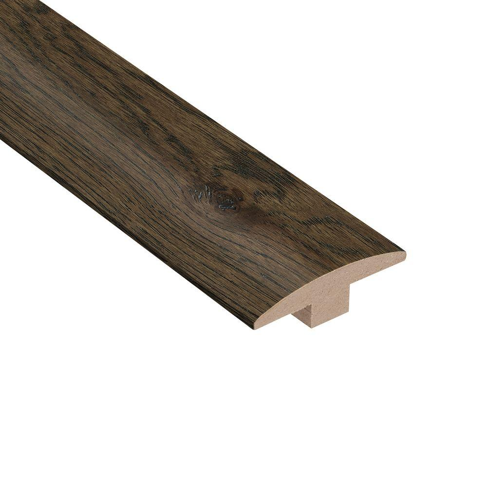 Home Legend Wire Brushed Hickory Coffee 3/8 in. Thick x 2