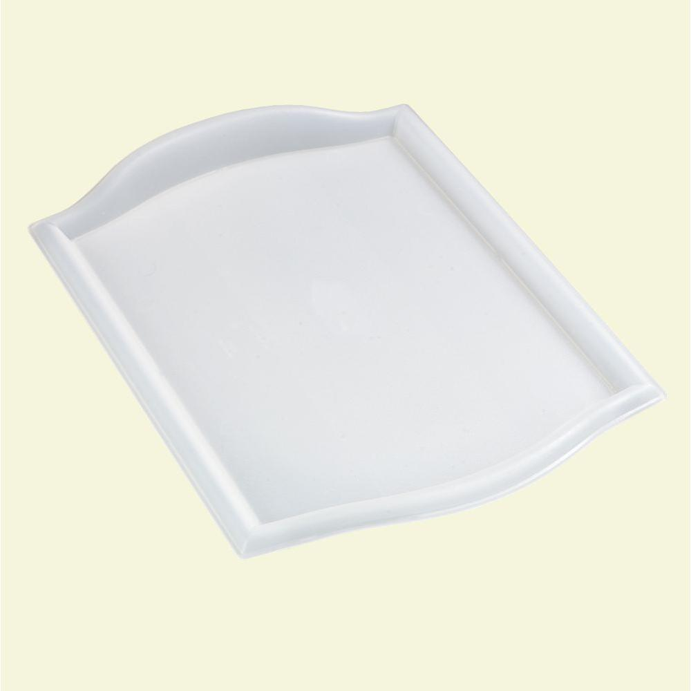 Carlisle 12 in. x 17 in. Polypropylene Bistro Serving and Food