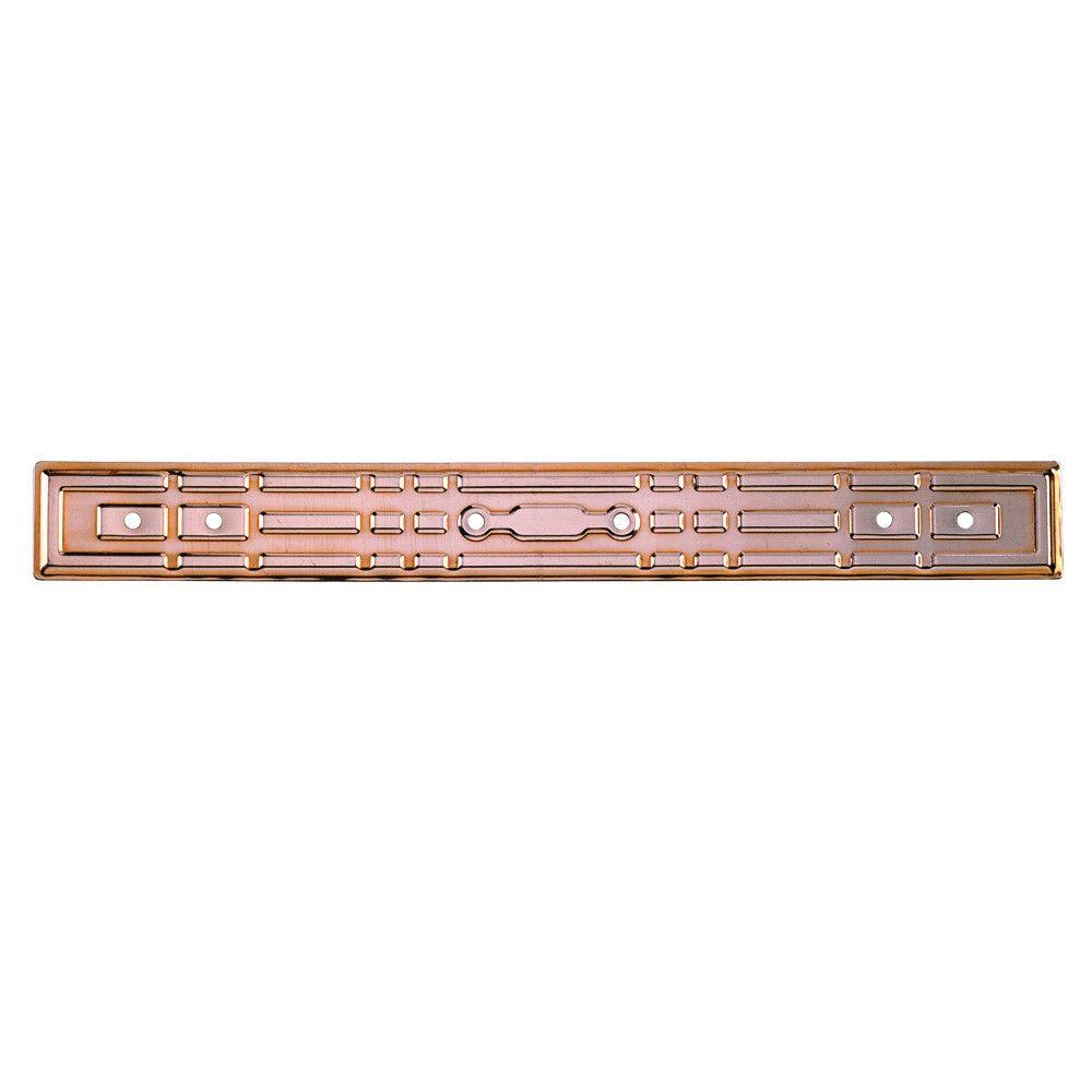 Amerimax Home Products Copper Universal Conductor Band-CP12CB - The Home Depot