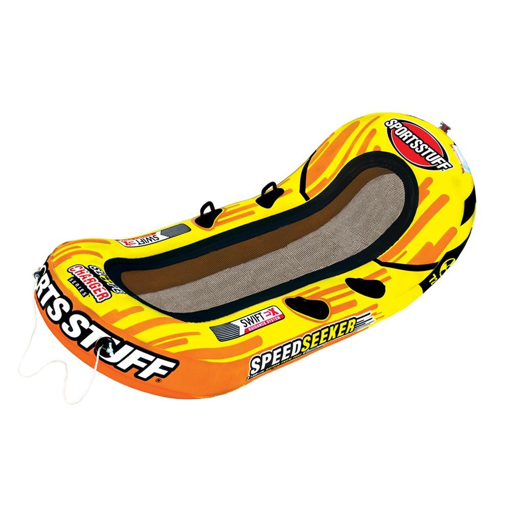Swim Time Speedseeker Two Passenger Inflatable Snow Tube-DISCONTINUED