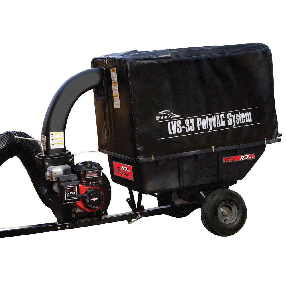 Brinly-Hardy 33 cu. ft. Tow-Behind Poly Vacuum System