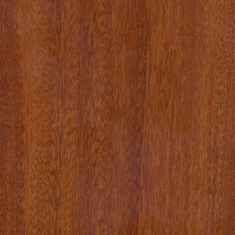 TopTile Regal Cherry Woodgrain Ceiling and Wall Plank - 5 in. x 7.75 in. Take Home Sample