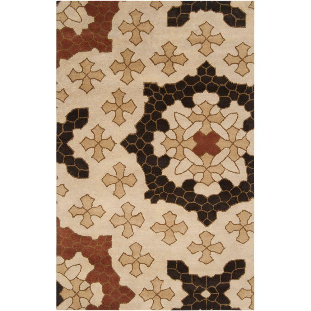 Surya Smithsonian Parchment 9 ft. x 13 ft. Area Rug-SMI2142-913 -