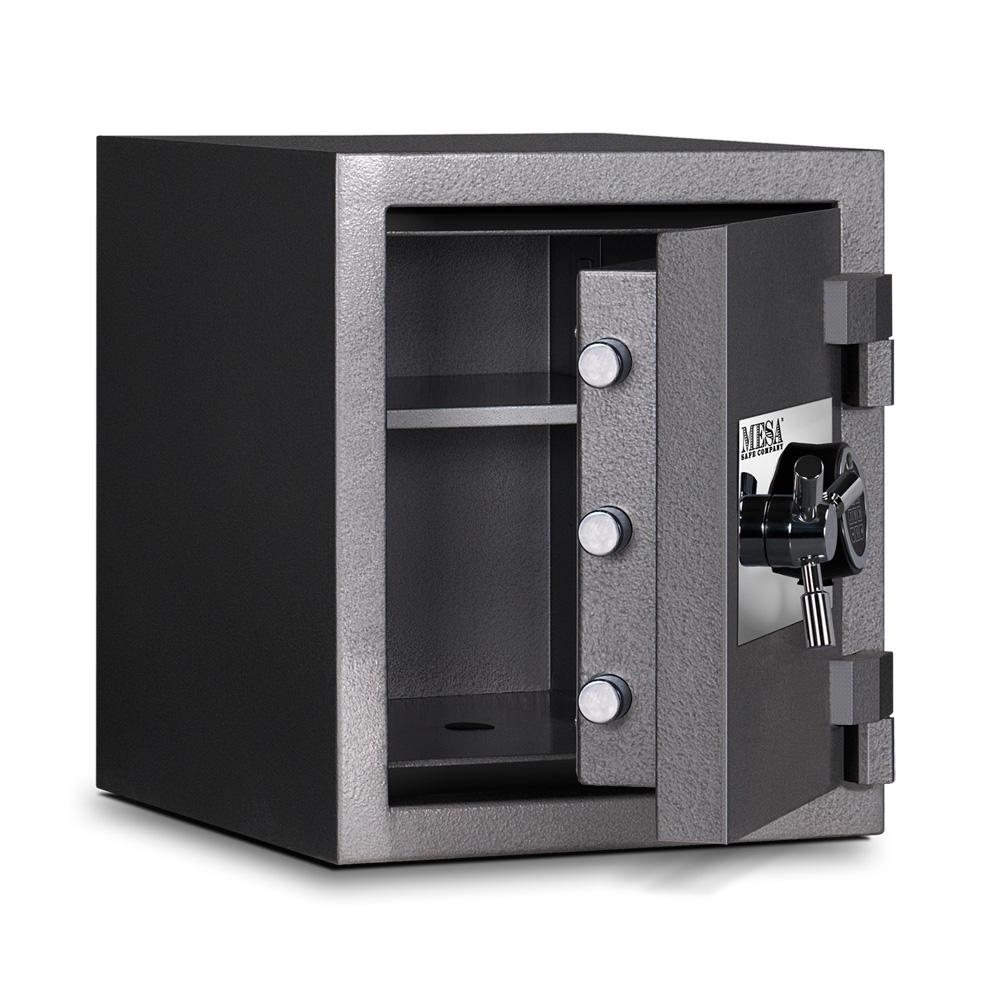 1.25 cu. ft. All Steel High Security Burglary Fire Safe with