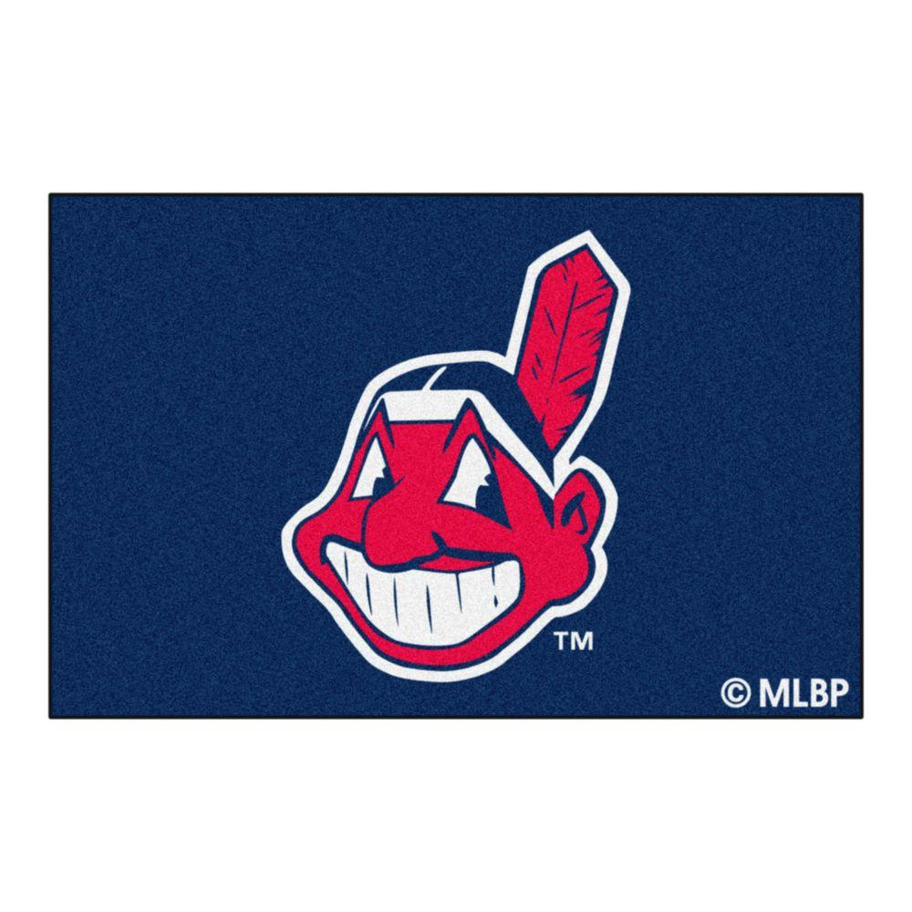 Cleveland Indians 1 ft. 7 in. x 2 ft. 6 in.