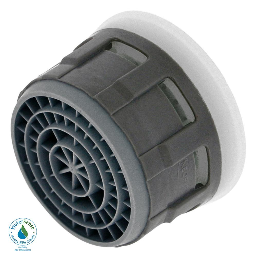 1.2 GPM Regular-Size PCA Water-Saving SLC Aerator Insert with Washers