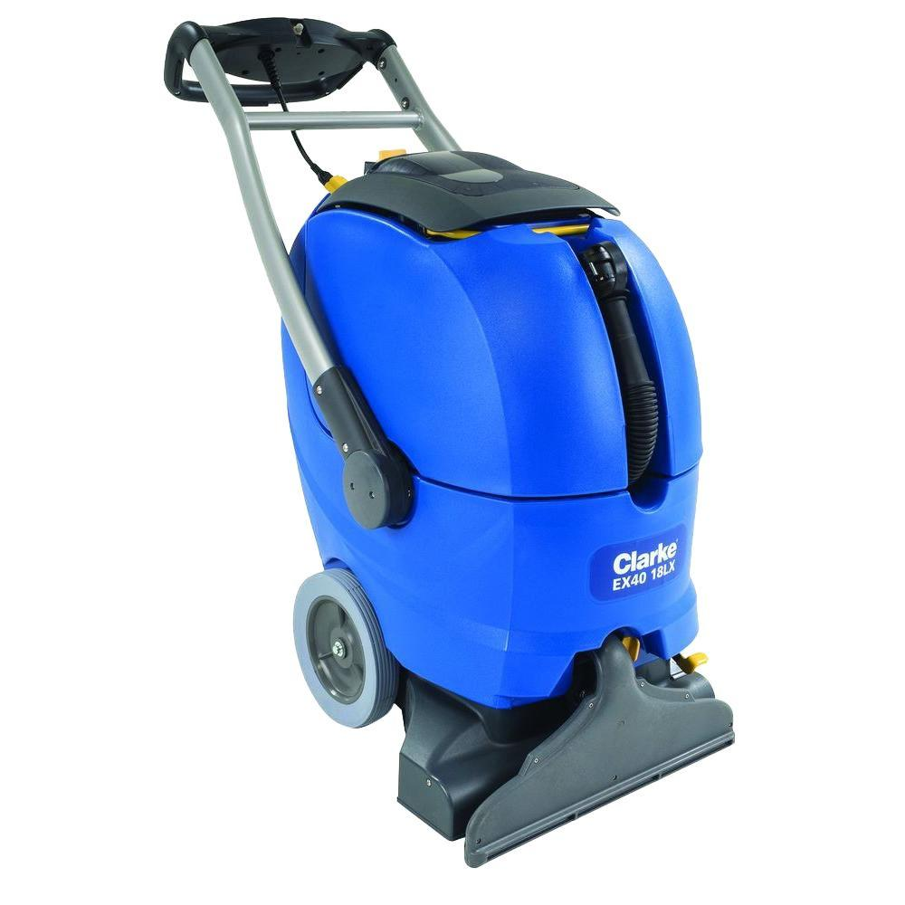 EX40 18LX Self-Contained Carpet Extractor