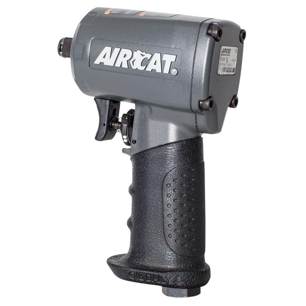AIRCAT 3/8 in. Compact Impact Wrench-1075-TH - The Home Depot