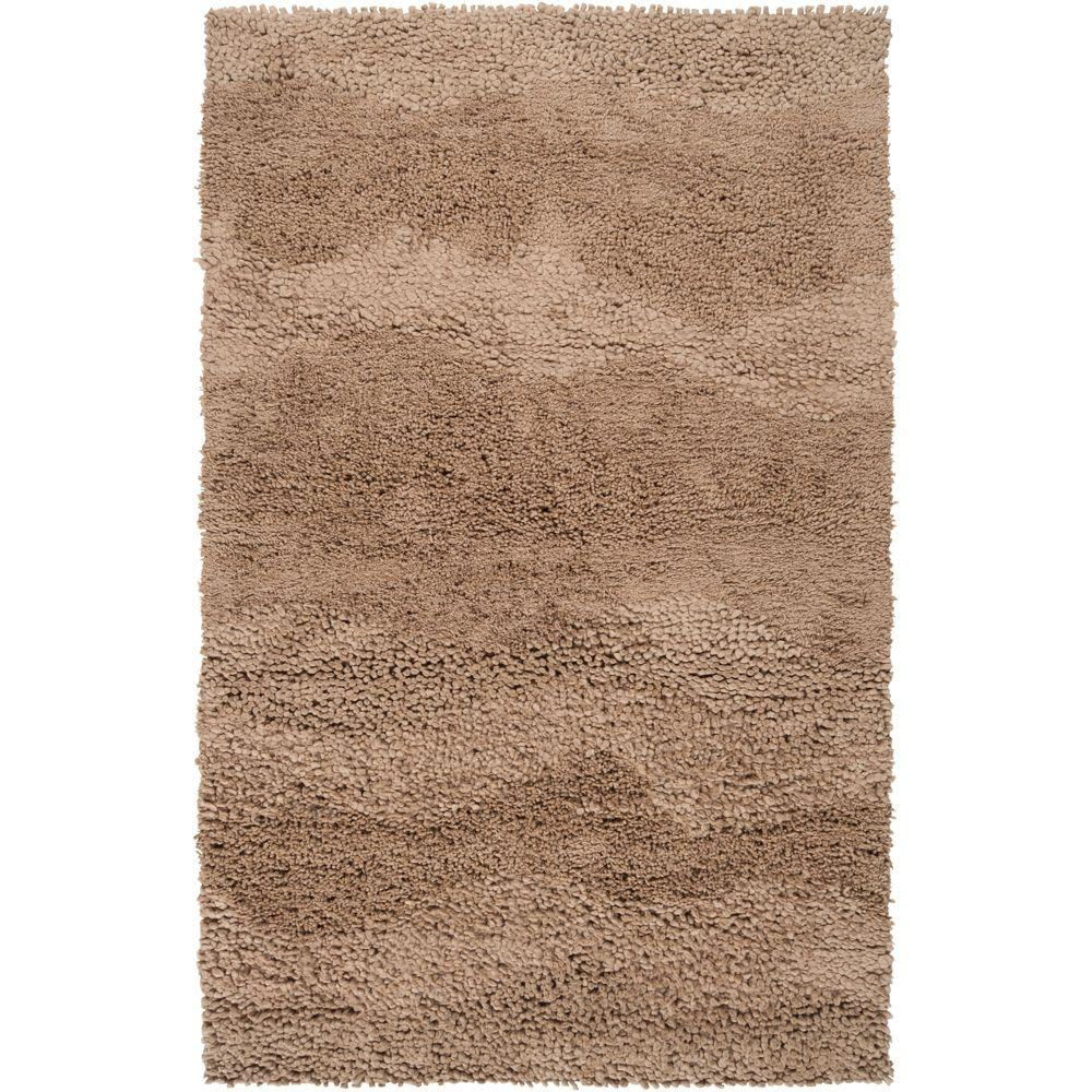 Surya Candice Olson Brown Sugar 8 ft. x 11 ft. Area Rug
