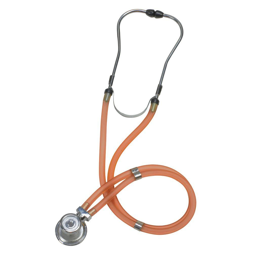 Legacy Sprague Rappaport-Type Stethoscope for Adults in Orange