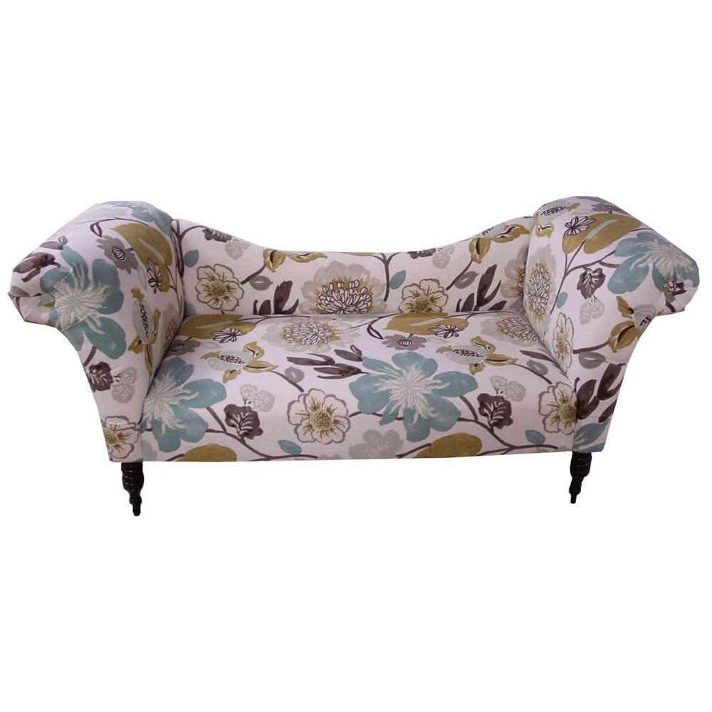 Home Decorators Collection Santa Barbara Pearl Cotton Chaise Lounge