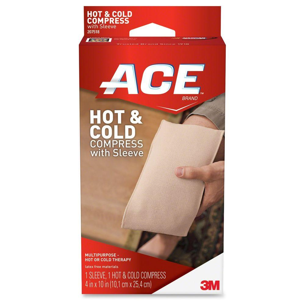 Ace Large Reusable Cold Compress-MMM207518 - The Home Depot