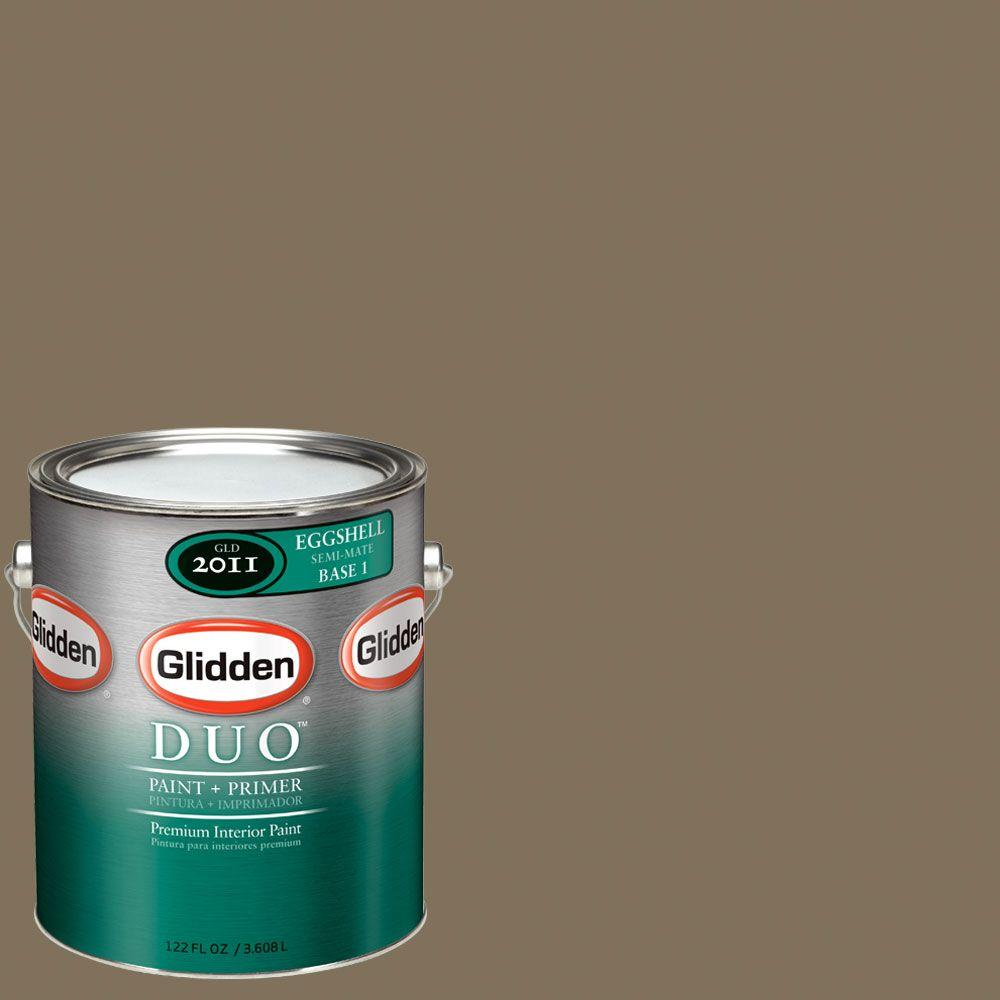 Glidden DUO Martha Stewart Living 1-gal. #MSL096-01E Flower Eggshell Interior Paint with Primer - DISCONTINUED