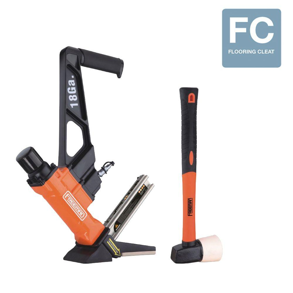 18-Gauge L Cleat Flooring Nailer