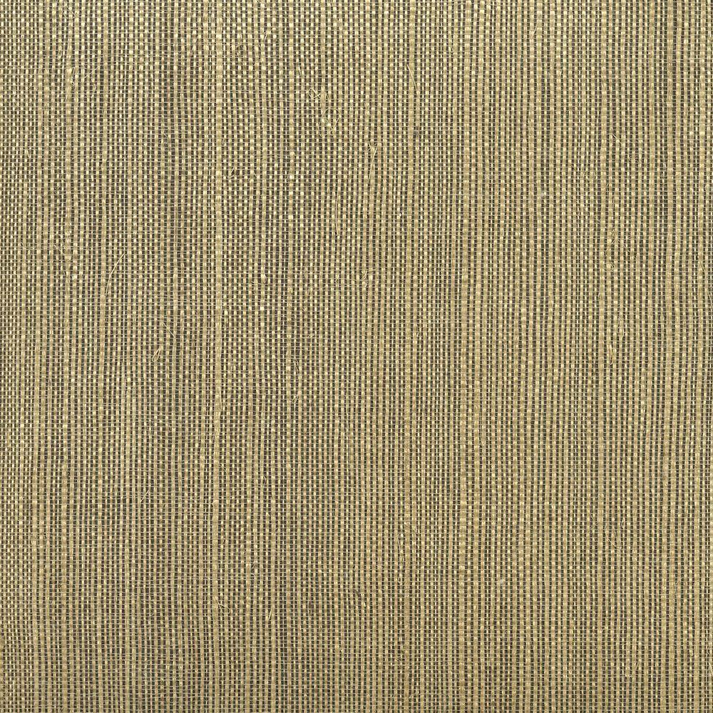72 sq. ft. Barbora Chocolate (Brown) Grasscloth Wallpaper