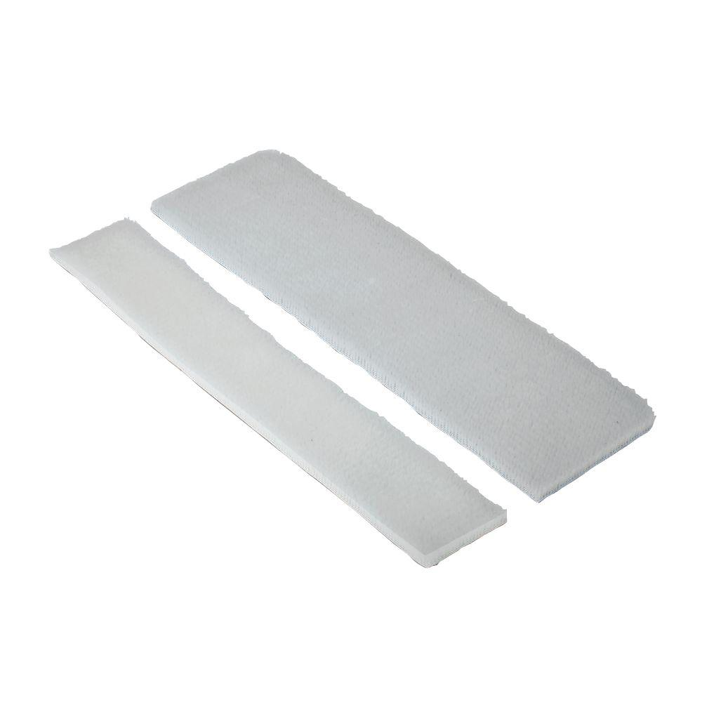 HomeRight Deck Pro 12 in. Flat and Gap Stainer Replacement Pad
