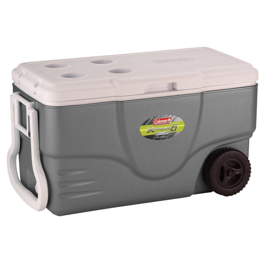 Coleman Ultimate Xtreme 2-Wheeled 50 Qt. Cooler