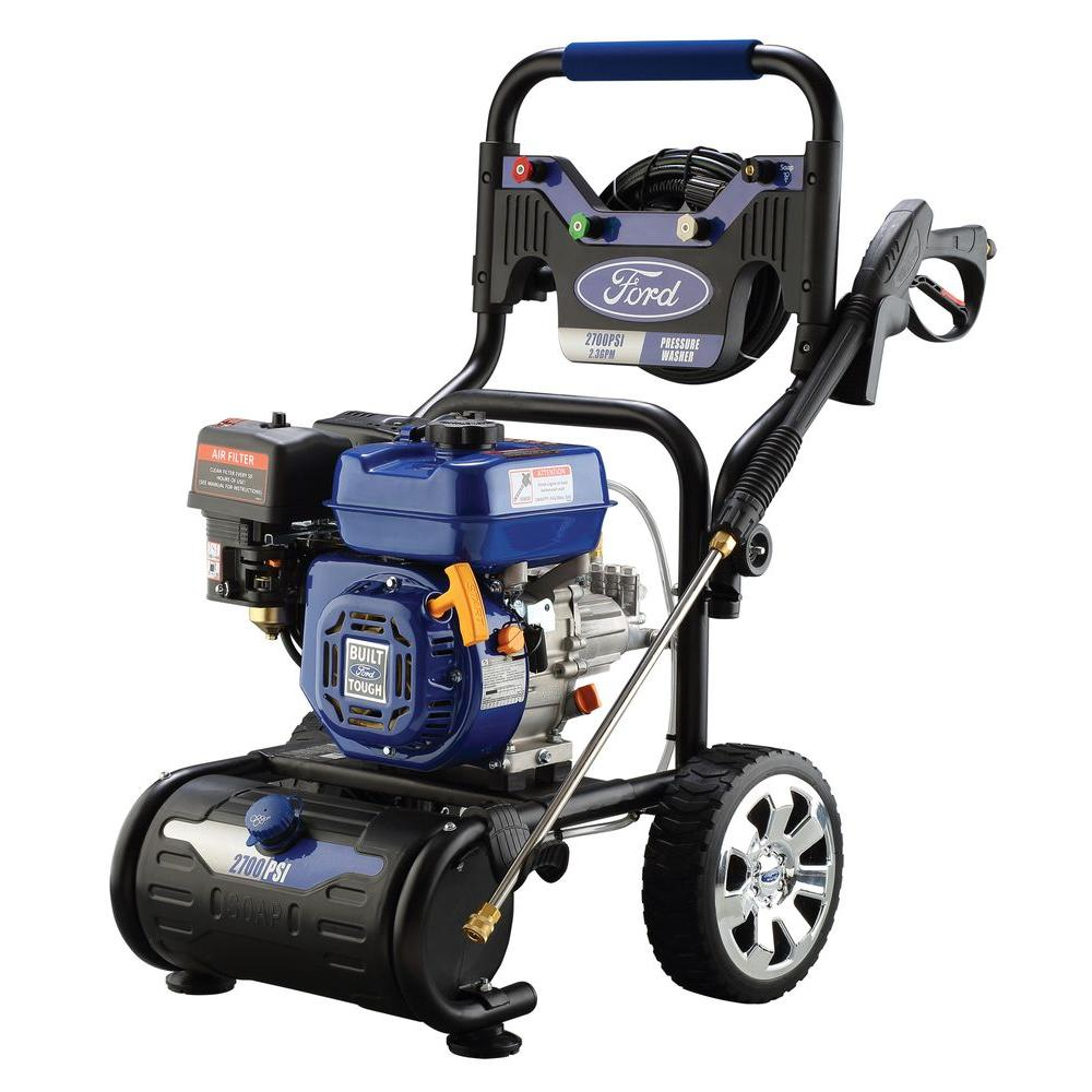 Ford 2,700 psi 2.3 GPM Gas Pressure Washer - California Compliant-FPWG2700H-J