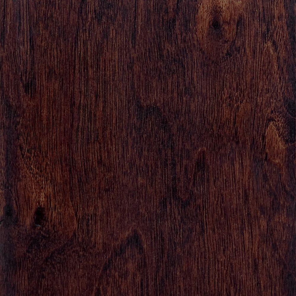 Home Legend Hand Scraped Walnut Java 3/4 in. Thick x 4-3/4 in. Width x Random Length Solid Hardwood Flooring (18.70 sq. ft. / case)