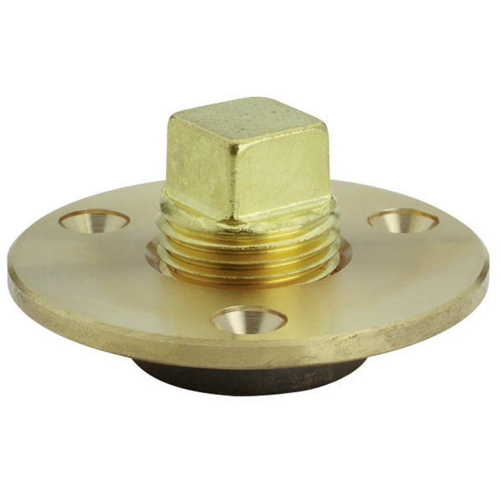Attwood Garboard Drain Plug-7555-3 - The Home Depot