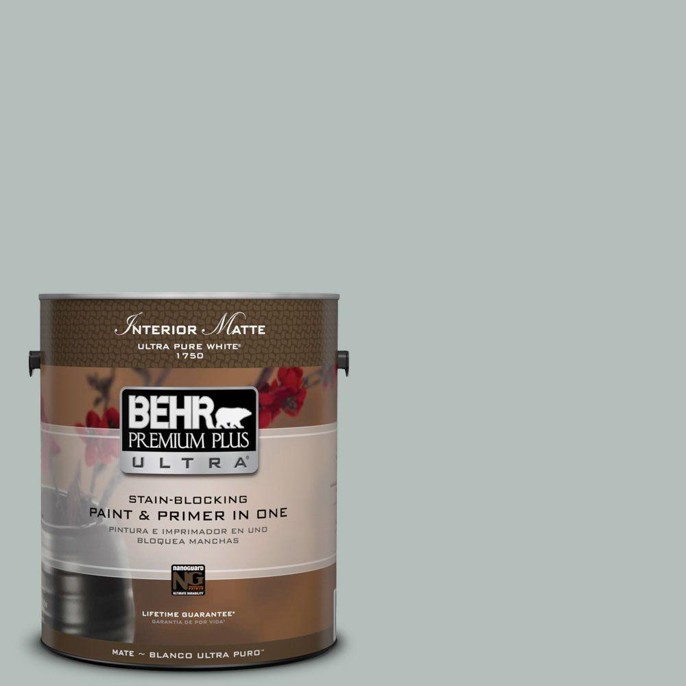 BEHR Premium Plus Ultra Home Decorators Collection 1 gal. #HDC-NT-25 Dew