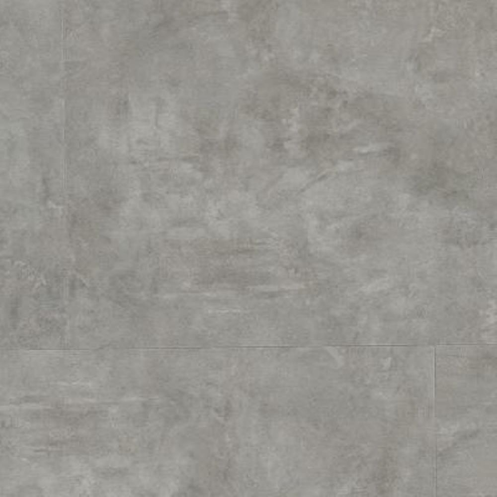 Home Legend Concrete Light Click Lock Luxury Vinyl Plank Flooring - 6 in. x 9 in. Take Home Sample-DISCONTINUED
