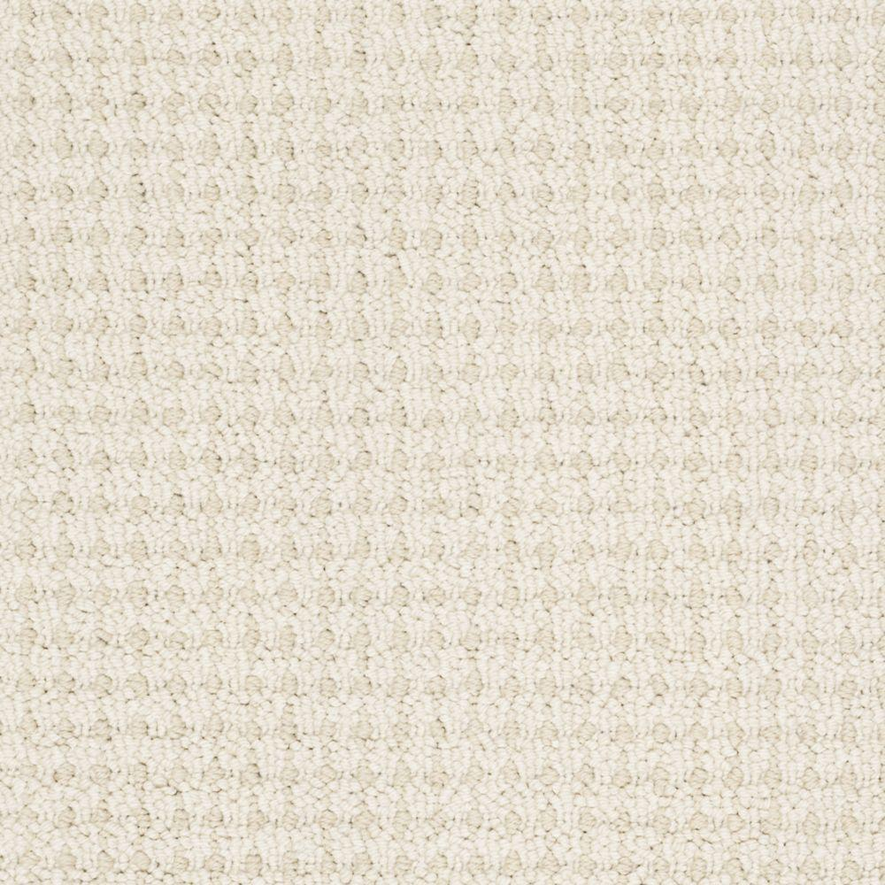 Martha Stewart Living Gloucester Hill - Color Hickory 6 in. x 9 in. Take Home Carpet Sample