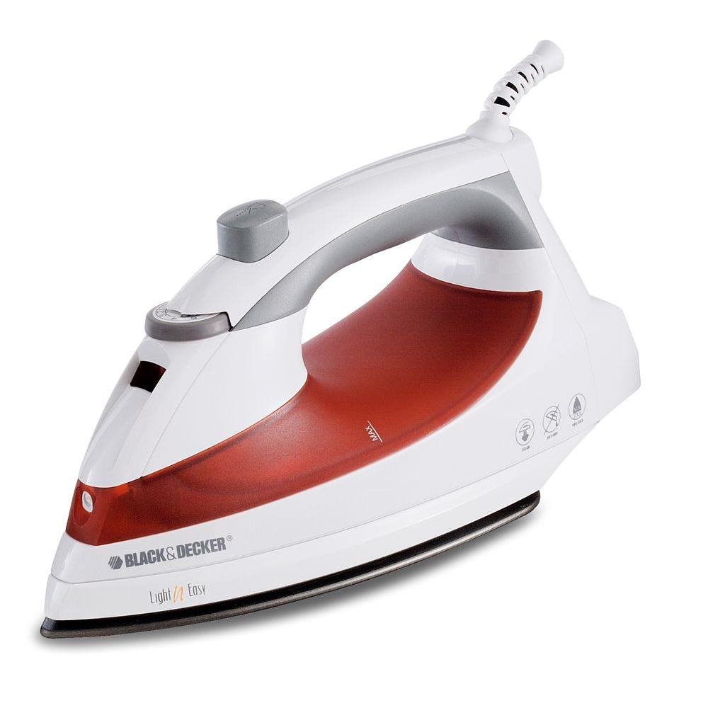 BLACK+DECKER Light 'n Easy Iron-DISCONTINUED