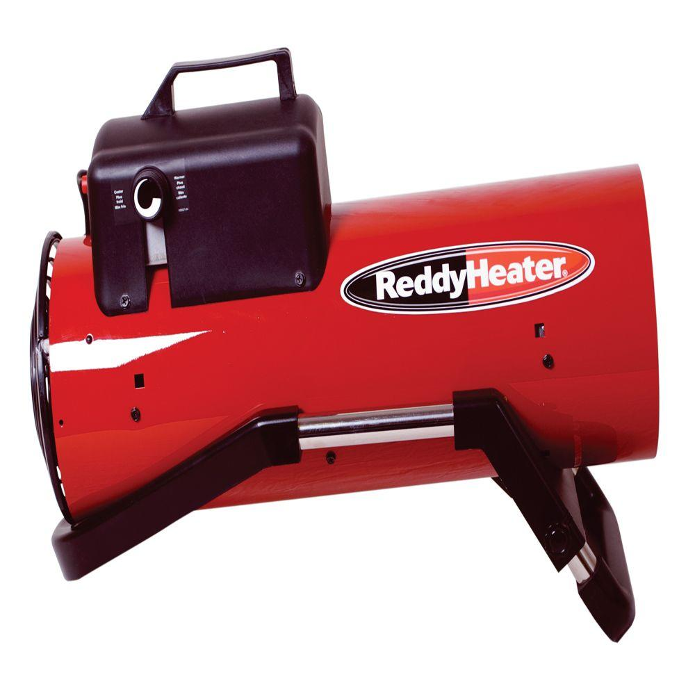 Reddy Heater 35-55K BTU Propane Work Pro Portable Forced Heater-DISCONTINUED