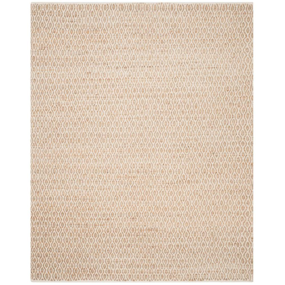 Safavieh Cape Cod Natural 8 ft. x 10 ft. Area Rug