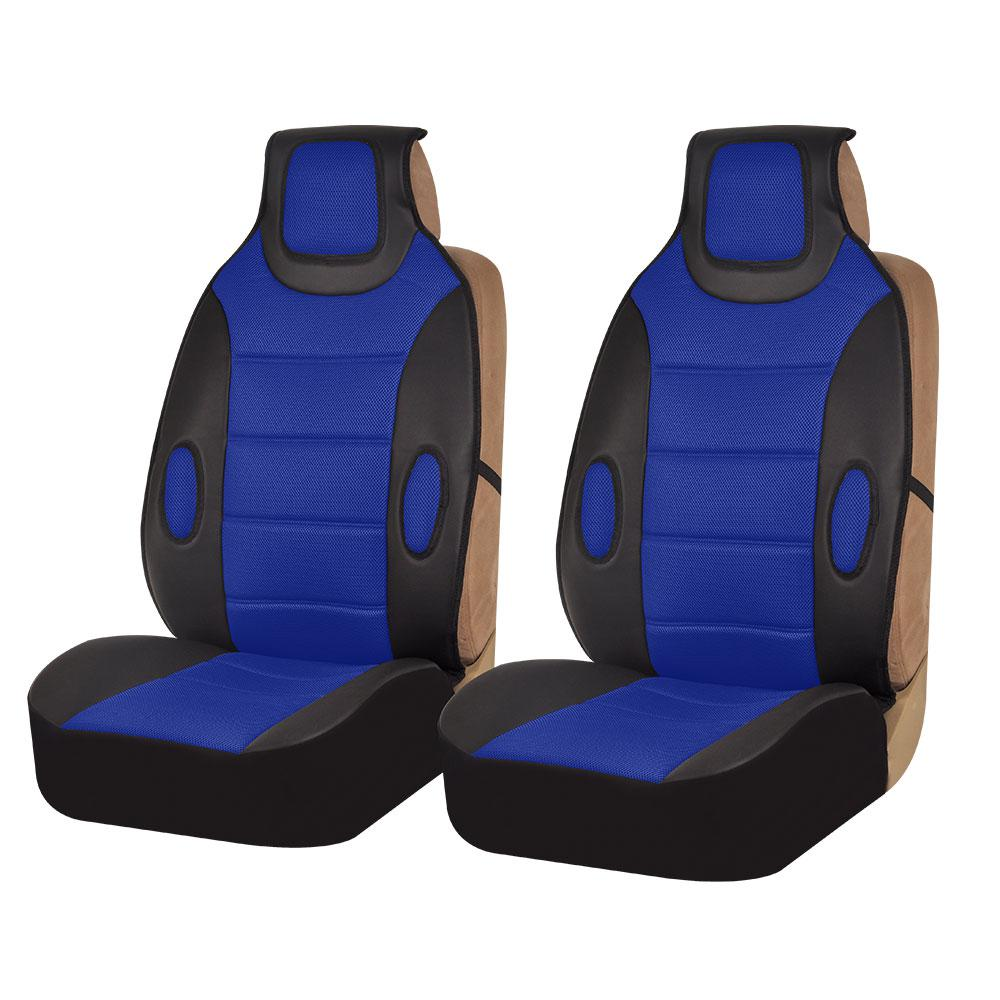 Leatherette 47 in. x 23 in. x 1 in. Front Seat