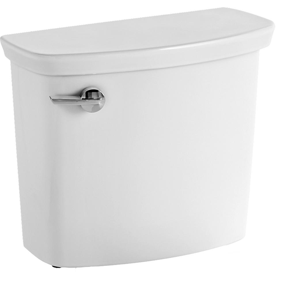 Vormax Uhet 1 GPF Single Flush Toilet Tank Only in White