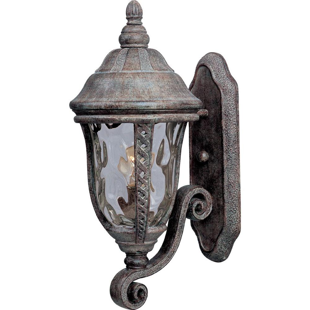 Maxim Lighting Whittier DC-Outdoor Wall Mount-3106WGET - The Home Depot