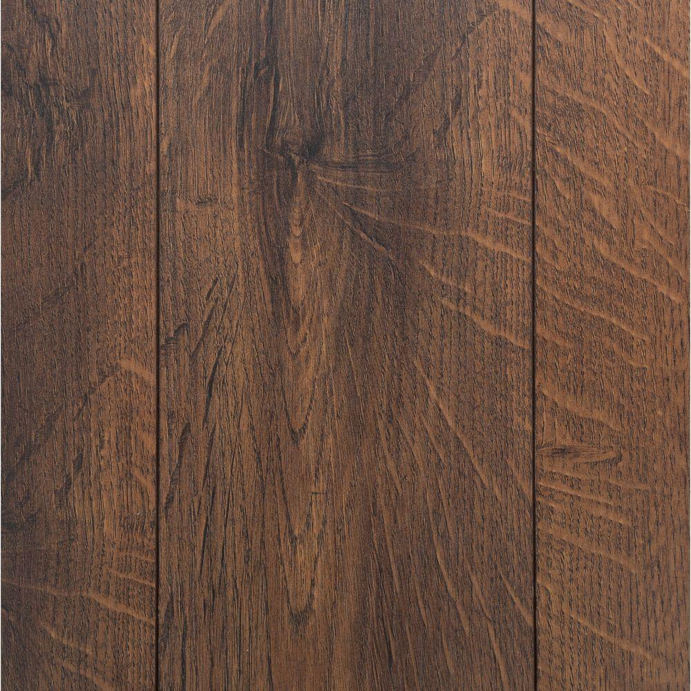 Cotton Valley Oak 12 mm Thick x 4-15/16 in. Wide x